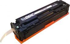 HP Color LaserJet CP1215, CP1217, CP1515, CM1312 CB540A utángyártott toner BLACK 2,2k – HQ