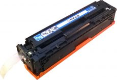 HP Color LaserJet CP1215, CP1217, CP1515, CM1312 CB541A utángyártott toner CYAN 1,4k – HQ
