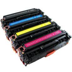 HP Color LaserJet CM2320 , CP2025, CC530A utángyártott toner BLACK 3,5k – HQ