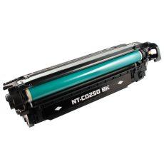HP Color LaserJet P3525, CM3530 CE250X utángyártott toner BLACK 10,5k – HQ