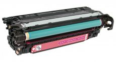 HP Color LaserJet P3525, CM3530 CE253A utángyártott toner MAGENTA 7k – HQ