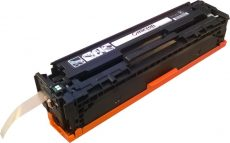 HP Color LaserJet CM1415, CP1525 CE320A  utángyártott toner BLACK 2k – HQ