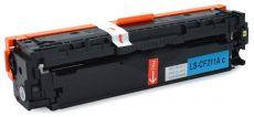 HP LaserJet Pro 200, M251, M276 CF211A utángyártott toner CYAN 1,8k – HQ