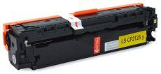 HP LaserJet Pro 200, M251, M276 CF212A utángyártott toner YELLOW 1,8k – HQ