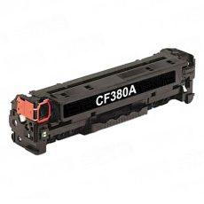 HP Color LaserJet Pro M476 CF380A utángyártott toner BLACK 2,4k – HQ