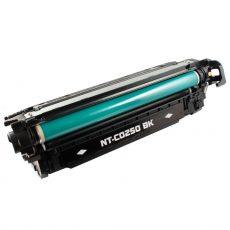 HP Color LaserJet P3525, CM3530 CE250A utángyártott toner BLACK 5k – PQ