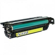 HP Color LaserJet P3525, CM3530 CE252A utángyártott toner YELLOW 7k – PQ