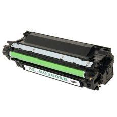 HP Color LaserJet CP4025, CP4525, CM4540 CE260X utángyártott toner BLACK 17k – PQ