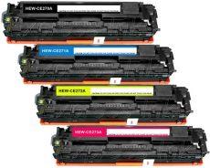 HP Color LaserJet CP5520, CP5525 CE272A utángyártott toner YELLOW 15k – PQ