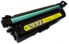 HP LaserJet Enterprise 500 color M551 CE402A utángyártott toner YELLOW 6k – PQ