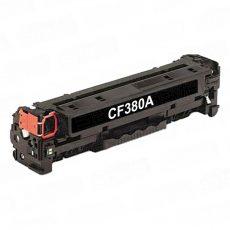 HP Color LaserJet Pro M476 CF380A utángyártott toner BLACK 2,4k – PQ