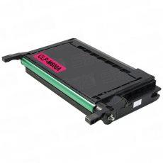 Samsung CLP600, CLP650 CLPM600A utángyártott toner MAGENTA 4k – PQ