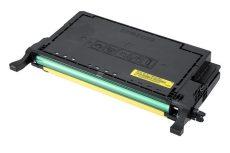 Samsung CLP620, CLP670 CLX6220, CLX6250 CLT-Y5082L utángyártott toner YELLOW 4k – PQ