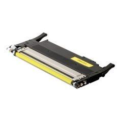 Samsung CLP360, CLP365, CLX3300, CLX3305, Xpress C410, C460 CLT-Y406S utángyártott toner YELLOW 1k – ST