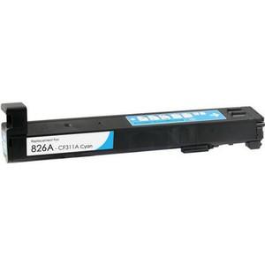HP Color LaserJet Enterprise M855 CF311A utángyártott toner CYAN 31,5k – HQ