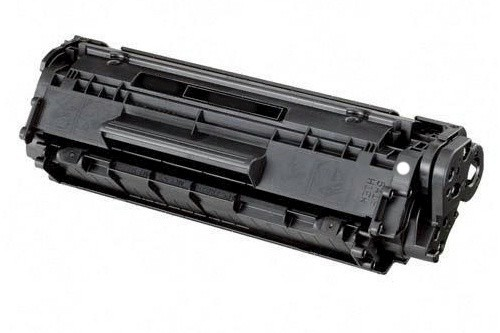 Hp LaserJet 1010, 1020, 1022 Q2612A utángyártott toner 2k – HQ