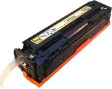 HP Color LaserJet CM1415, CP1525 CE322A  utángyártott toner YELLOW 1,3k – HQ