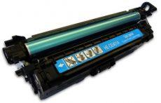 HP LaserJet Enterprise 500 color M551 CE401A utángyártott toner CYAN 6k – HQ