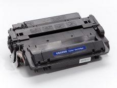 HP LaserJet Enterprise 500 M525, HP Laserjet P3015, M521 CE255X utángyártott toner 12,5k – ST